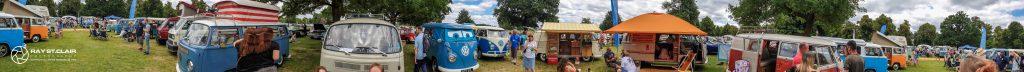 Volkswagen Camper Lineup
