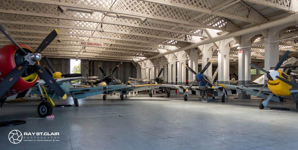 Flying Legends Hangar