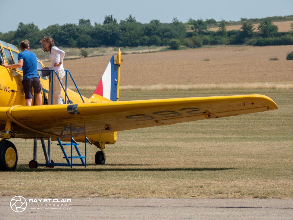 FE992 (G-BDAM)