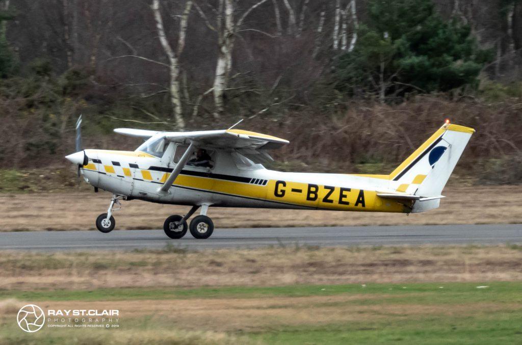 G-BZEA