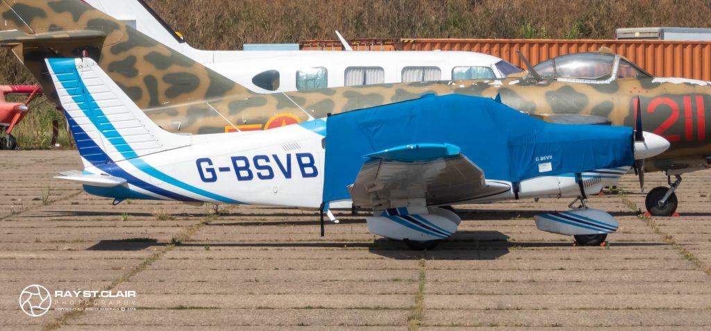 G-BSVB