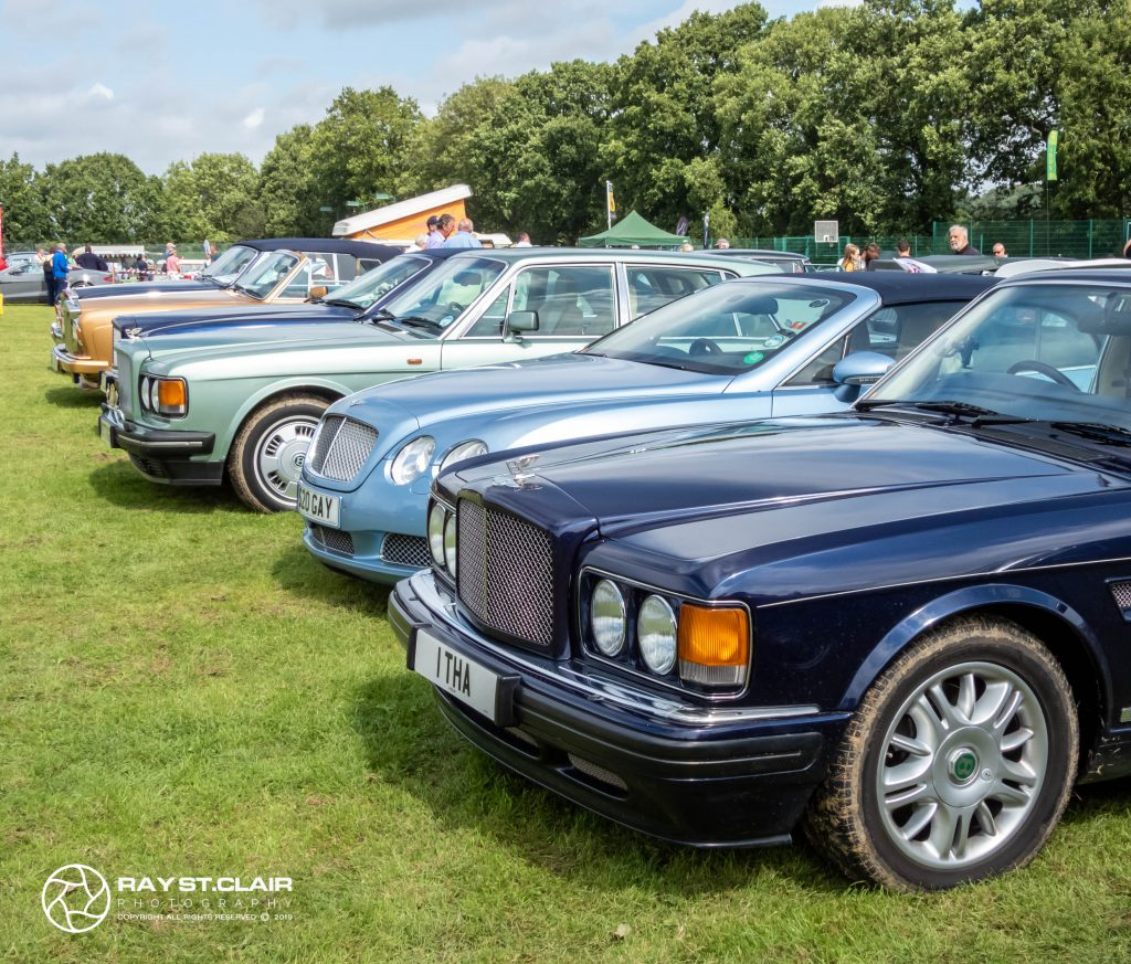 Rolls Royce & Bentley Lineup